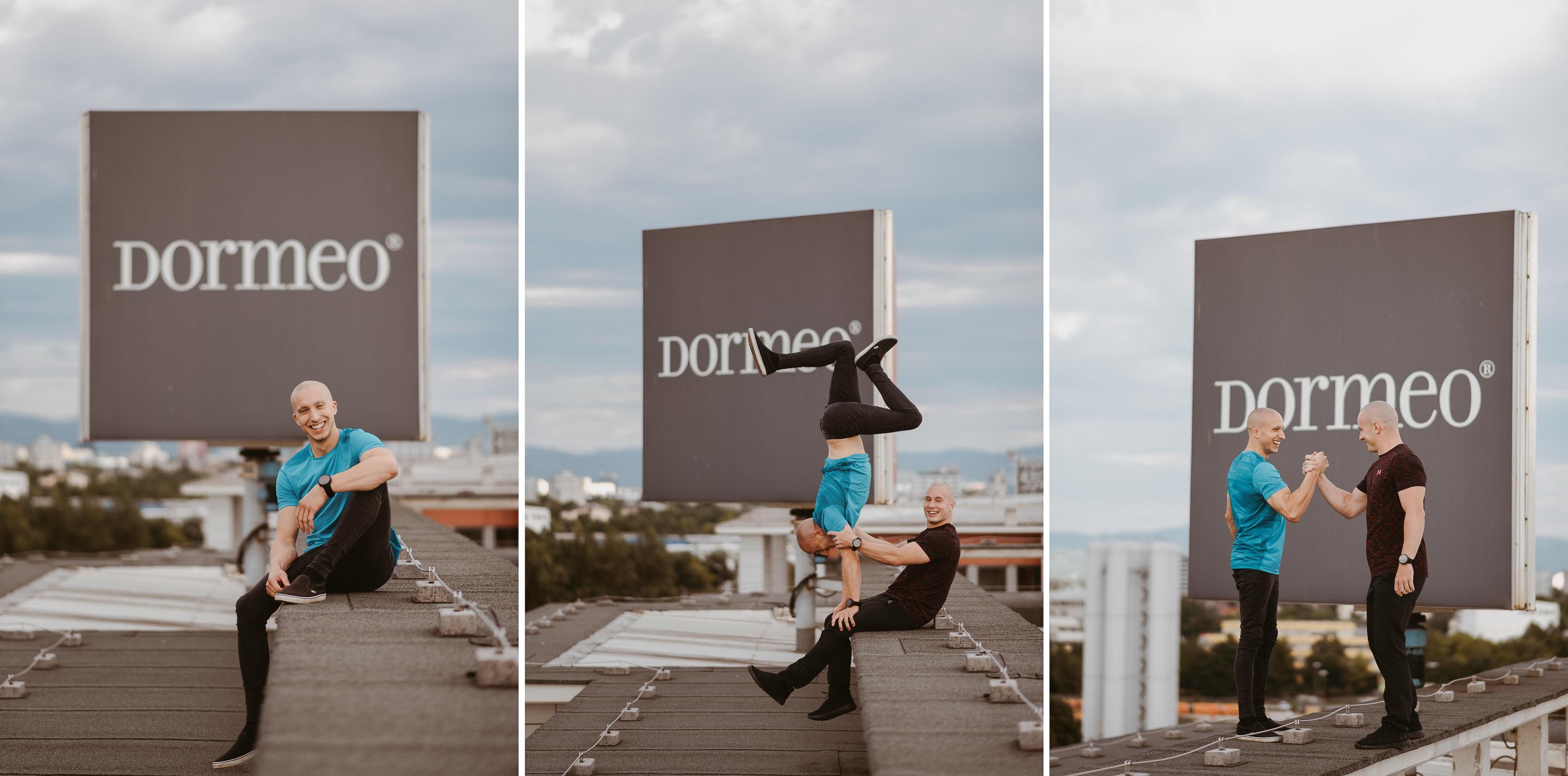 20180626 FB Acrobatics Dormeo Studio Moderna TK 21