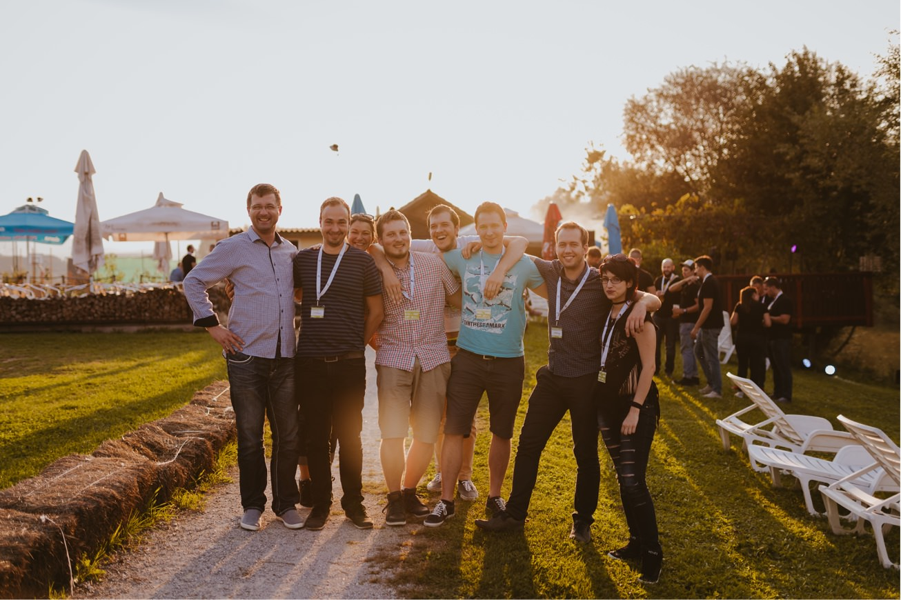 Fotograf za dogodke konference Ljubljana 23