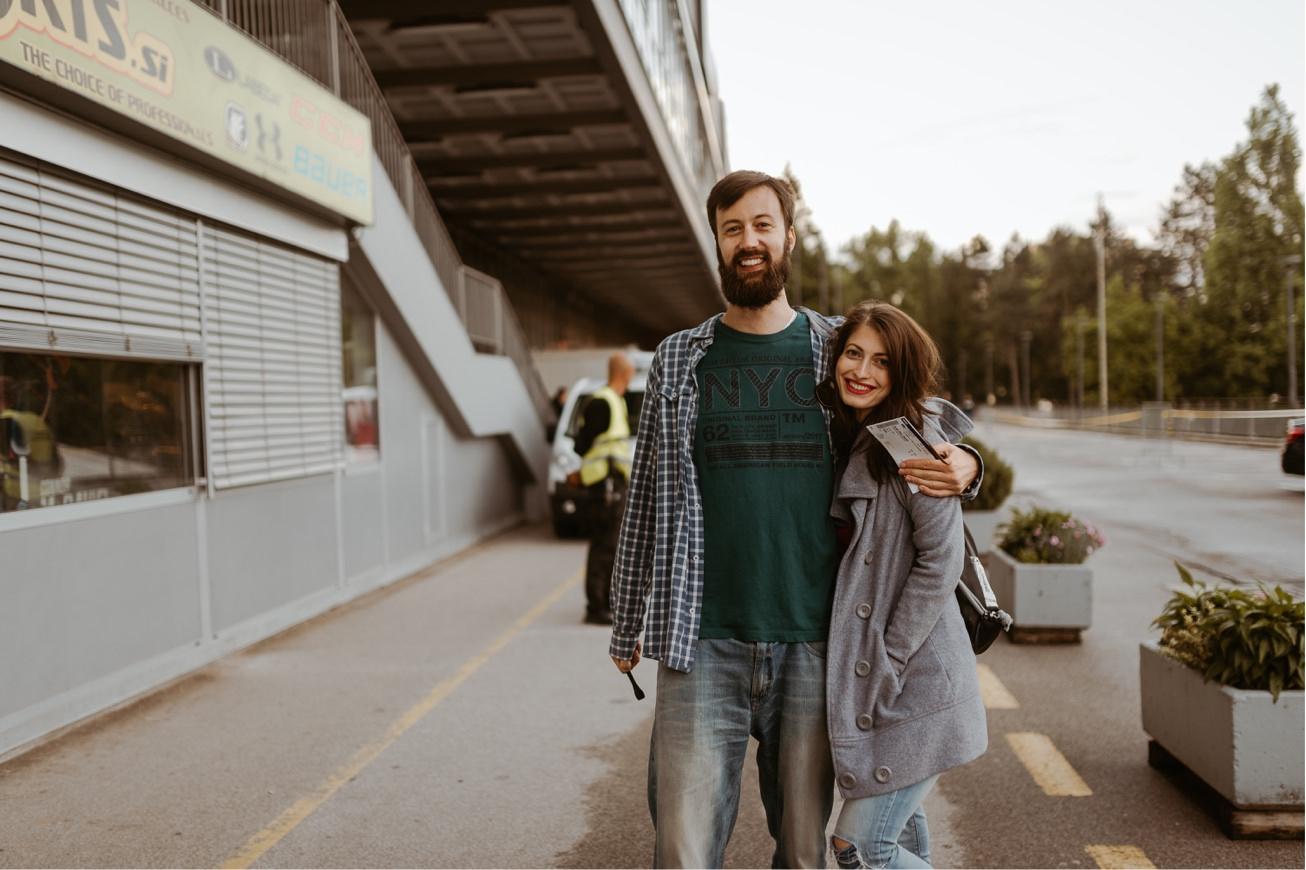 Ljubljana Tivoli Peter Russels Deported 7