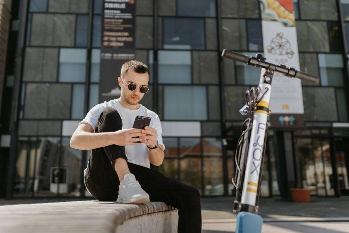 FLOX skiroji scooter komercialni fotograf ljubljana slovenija elektricni skiro 16