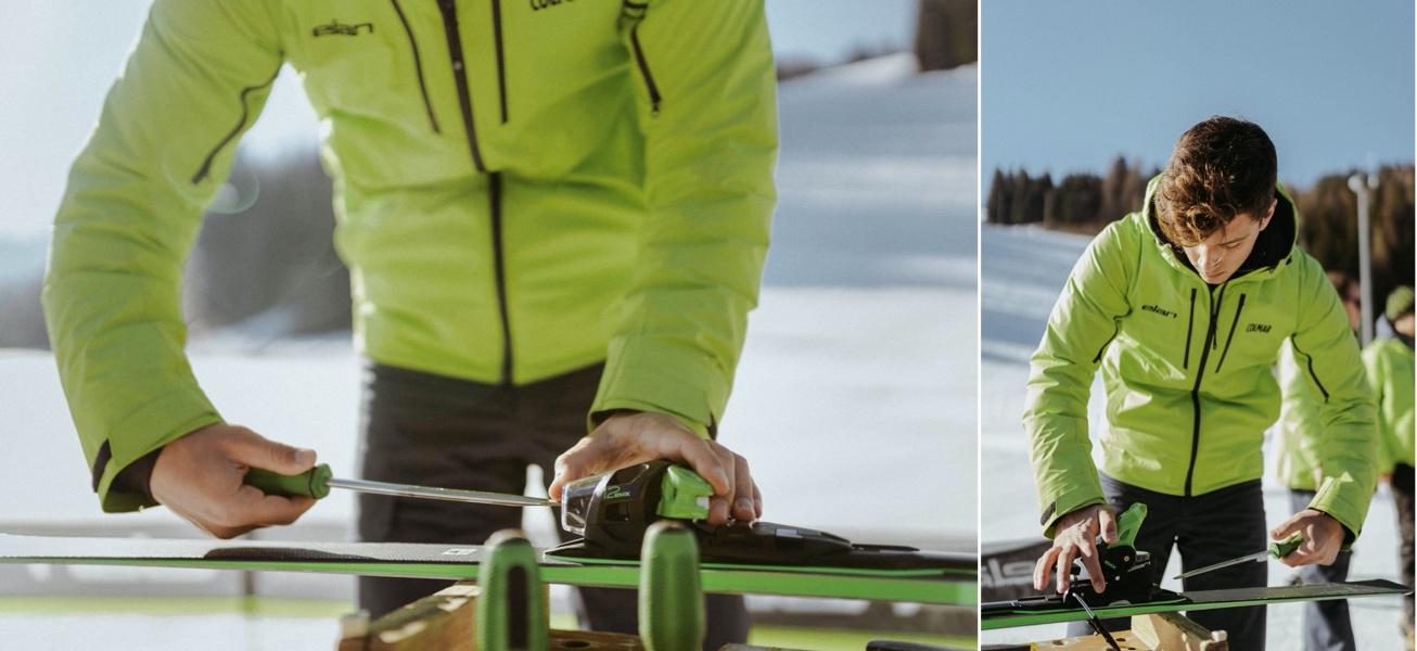 14 skibus Svete Višarje skiing photographer Monte Lussari elan skis