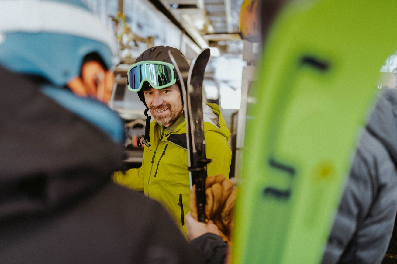 25 skibus Svete Višarje fotograf Monte Lussari ski bus