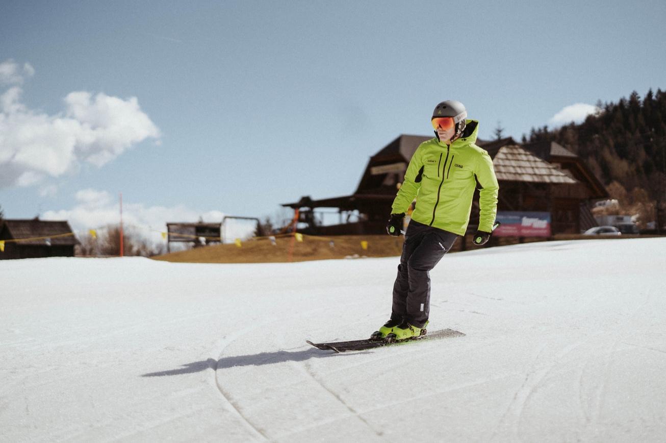 26 Višarje snowboard izlet smučanje Svete Monte Lussari