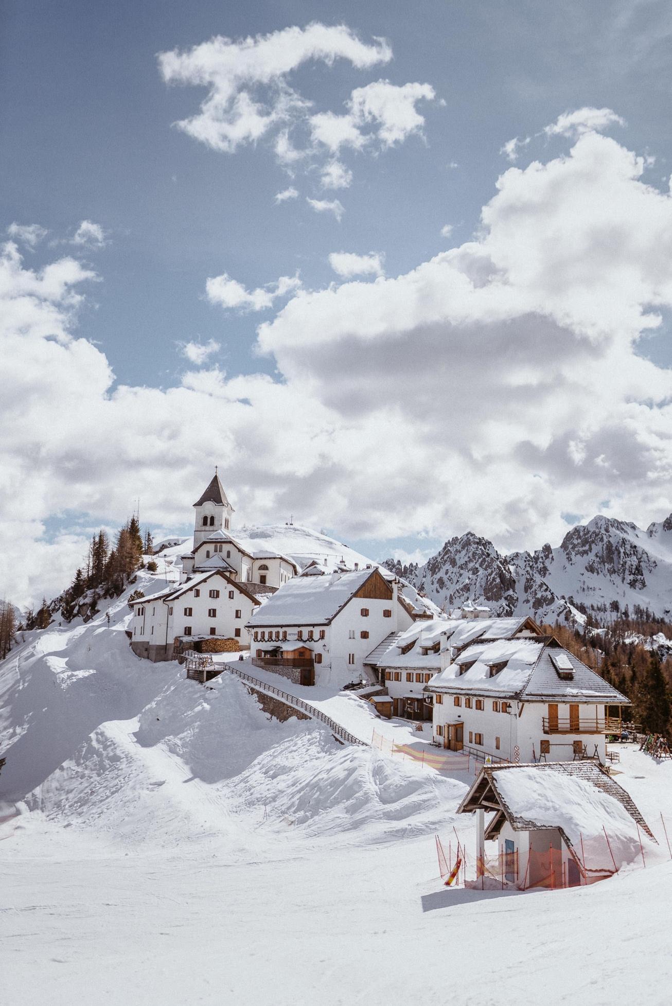 29 Višarje snowboard izlet smučanje Svete Monte Lussari