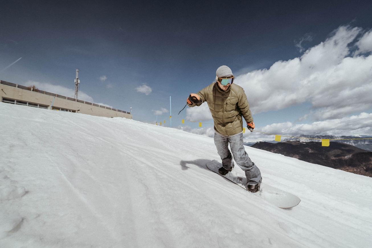 31 Višarje snowboard izlet smučanje Svete Monte Lussari