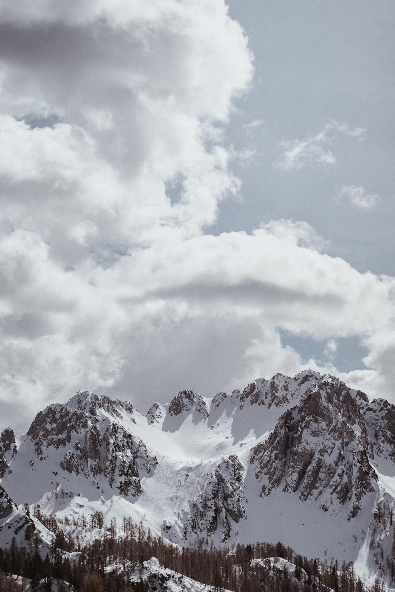 33 Svete Višarje Monte Lussari fotograf na snegu fotograf za smučanje